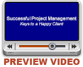 Successful Project Management: Keys to a Happy Client <span>3 hours – SRA0422</span>